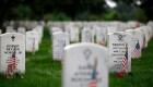 Cementerio Nacional de Arlington podría quedarse sin espacio