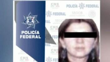 Detienen a esposa de líder de cártel de Jalisco