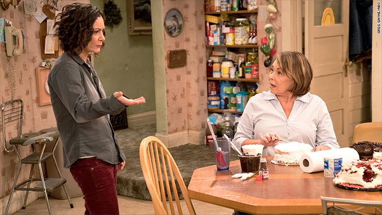 ABC canceló 'Roseanne' el martes.