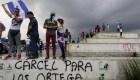 El discurso oficial de la negación en Nicaragua, según AI