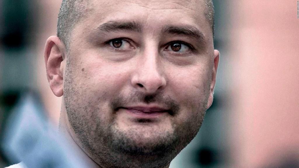 El falso asesinato de un periodista ruso
