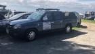 Entregan camioneta del equipo de El Comercio