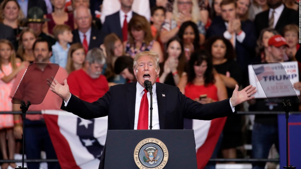 ¿Es la inmigración el eje de la campaña de Trump?