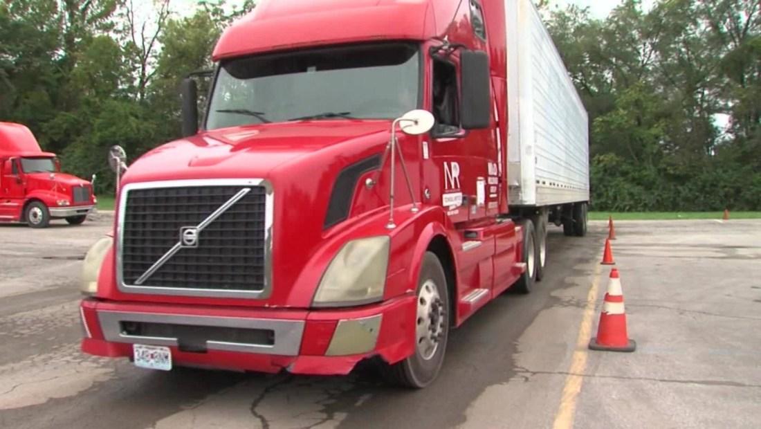 ¿Quieres ser chofer de transporte de carga en EE.UU.?