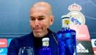 Zinedine Zidane deja al Real Madrid