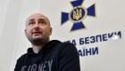 Periodista ruso finge su muerte