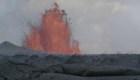 Enorme fuente de lava sepulta a comunidad en Hawai