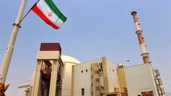 Imagen de archivo de un reactor nuclear en Irán. (Crédito: IIPA via Getty Images)
