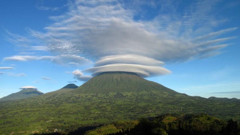 Montañas Virunga