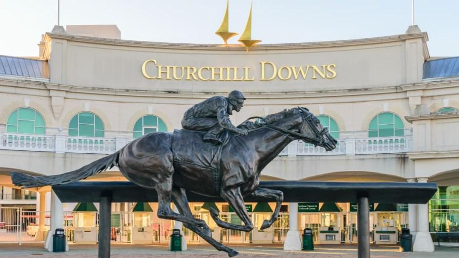 Churchill Downs, Kentucky