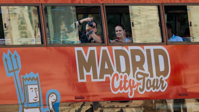El Ayuntamiento ha golpeado a los pisos de Airbnb en Madrid.
