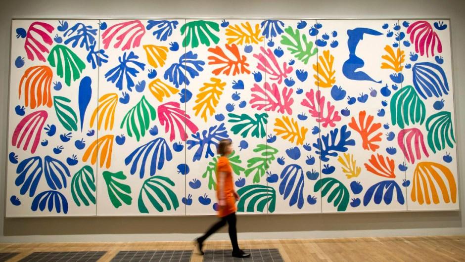 9. Tate Modern, Londres: desde su apertura en el año 2000, Tate Modern ha recibido a más de 40 millones de visitantes. Una nueva versión del museo moderno y contemporáneo se inauguró en 2016.