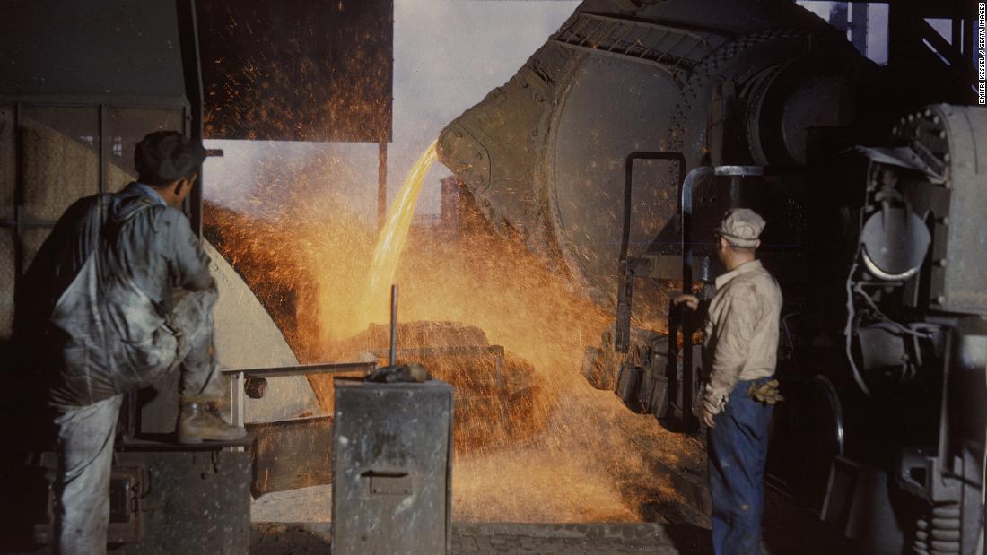 Trump retrasa la aplicación de aranceles al acero y aluminio de México y otros países aliados