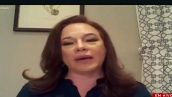 La canciller de Ecuador, presidenta de la Asamblea General de la ONU
