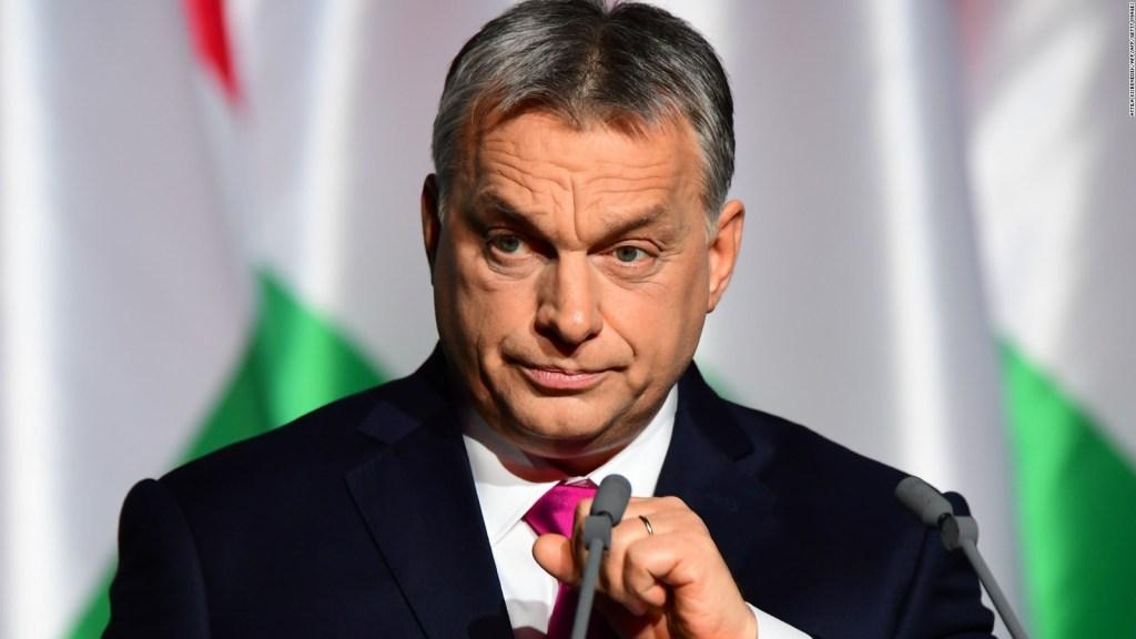 Así fue la retórica anti-inmigratoria de Hungría en UE