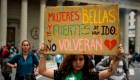 "Argentina: ""heterogénea"" marcha contra la violencia machista"