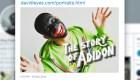 Drake explicó su foto con la cara pintada de negro
