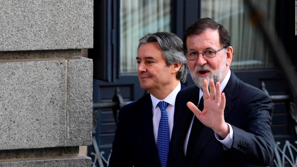 Rajoy: Acepto el resultado de la votación, pero no comparto lo que se ha hecho