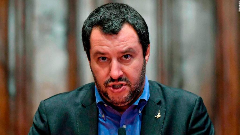 Italia se defiende después de rechazar ayuda a migrantes