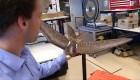 Este halcón robótico es el nuevo guardián de los aires