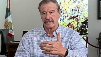 Vicente Fox quiere legalizar la marihuana para este propósito