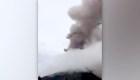 Así ruge el Volcán de Fuego en Guatemala
