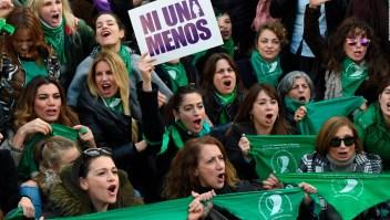 Los pedidos de las mujeres argentinas al Congreso