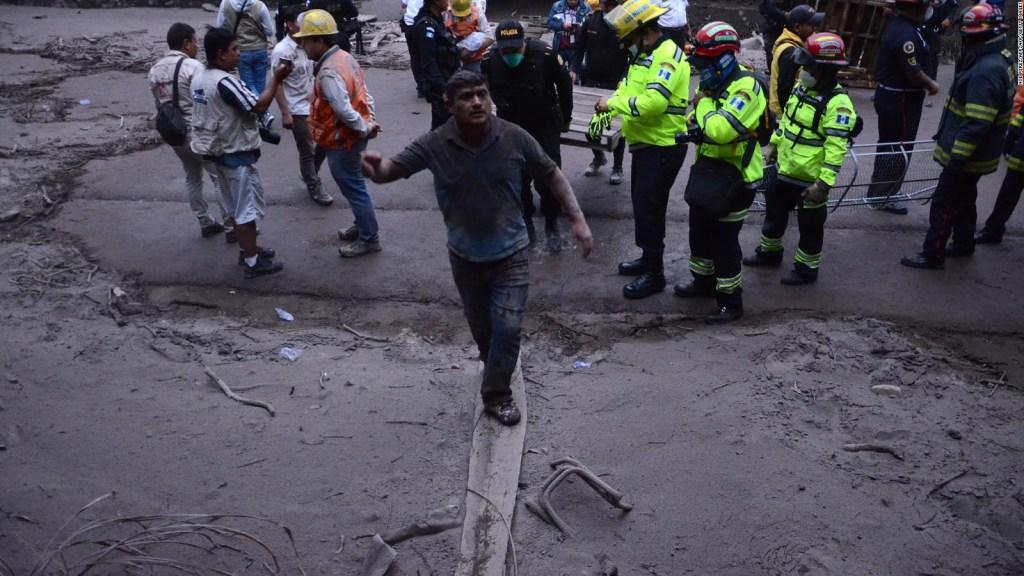 Gobierno guatemalteco pide aprobación del estado de calamidad