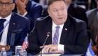 EE.UU. pide a la OEA suspender a Venezuela de la organización