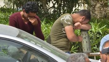 48 migrantes mueren tras naufragio en Túnez
