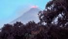 La furia del volcán de Fuego