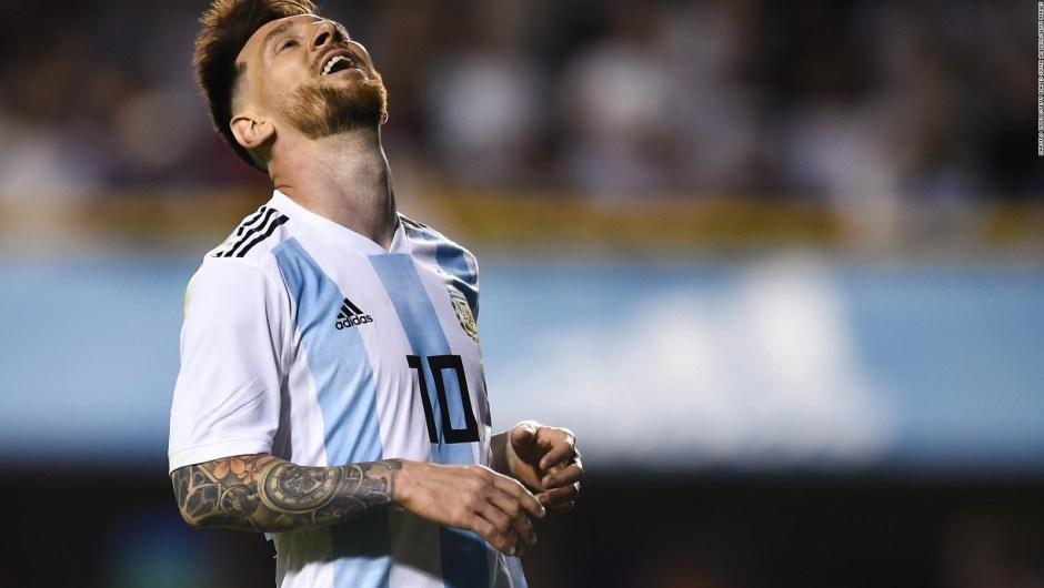 Catorce jugadores del F.C. Barcelona participarán en el Mundial de Rusia 2018. Entre ellos, Messi con Argentina.