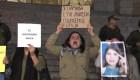 Protestas a la violencia contra las mujeres en Perú