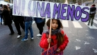Argentina: marcha contra la violencia machista