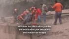 #MinutoCNN: Millones de afectados por erupción del volcán de Fuego