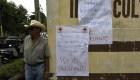 Piden información sobre desaparecidos tras erupción del volcán de Fuego