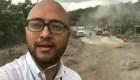 Evaluando las necesidades de afectados por el volcán de Fuego