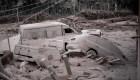 Casi 200 desaparecidos en las cercanías del volcán de Fuego