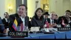 La fuerte respuesta del canciller chileno a su contraparte venezolana