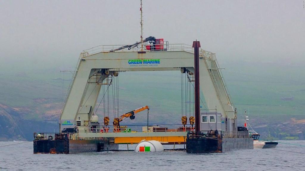 Microsoft planea tener centro de datos en el fondo del mar