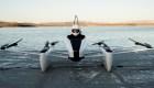 Minuto Clix: te mostramos el nuevo vehículo volador