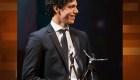"""Bailarín mexicano recibe """"el premio Oscar de la danza"""""""