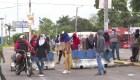 Tensión en Nicaragua crea desabastecimiento de comida y empleo