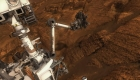 Encuentran materia orgánica en Marte