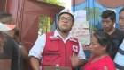 """Guatemala: la morgue temporal en la """"zona cero"""", en Escuintla"""