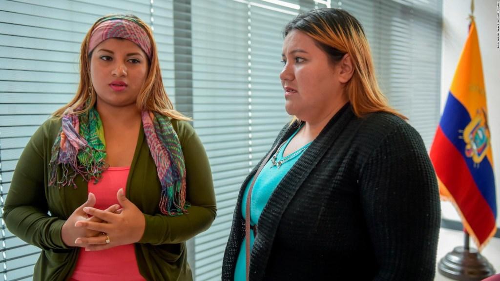 El pedido al Gobierno de Colombia de los familiares de ecuatorianos secuestrados