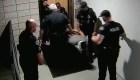 Cuatro policías en la mira por uso excesivo de fuerza