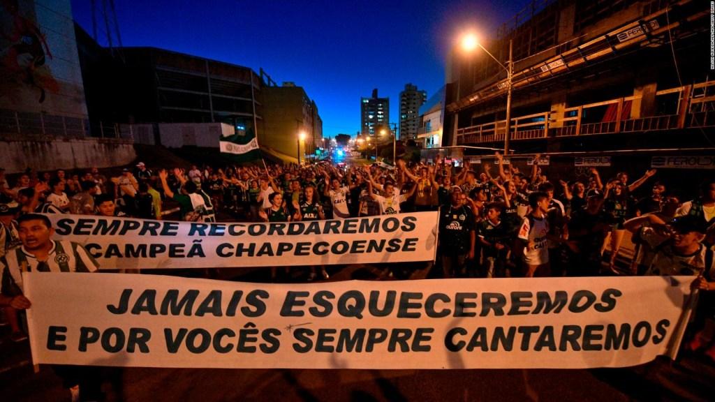 """""""Chapecoense: Las claves del siniestro"""", documental de CNN en español"""
