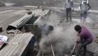 Volcán de Fuego: Algunos residentes buscan a sus familiares a pesar del peligro