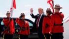 Trump: Deberíamos tener a Rusia en el G7